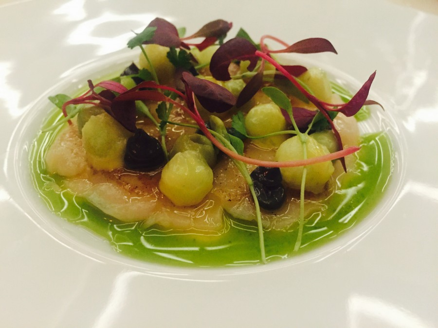 Piquet scallops