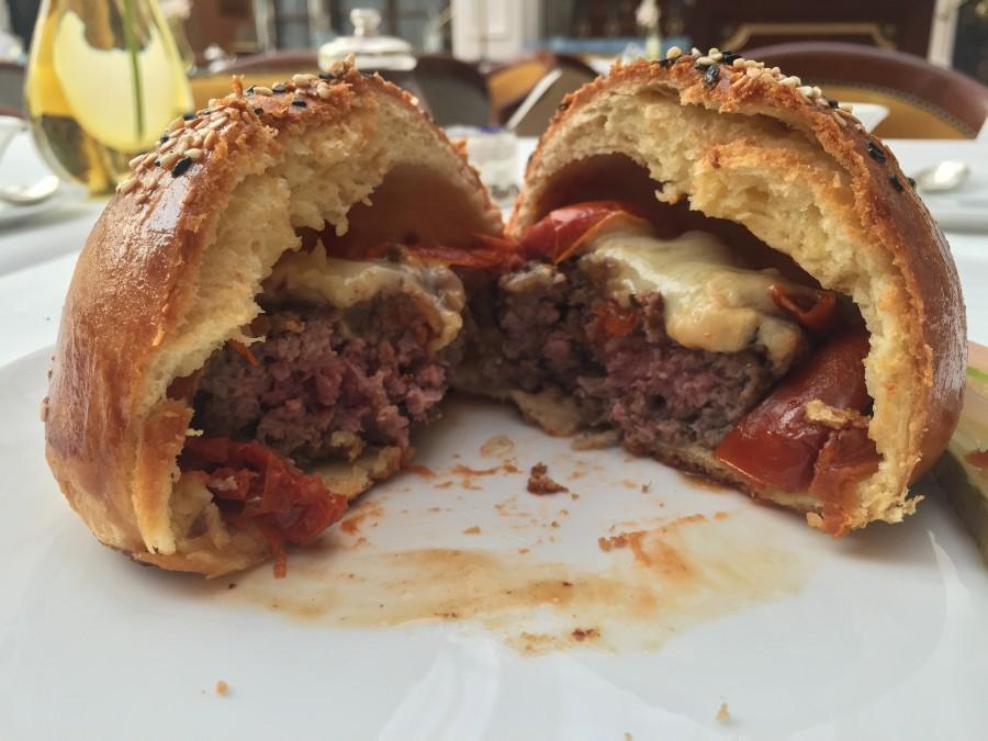 Burger Celeste