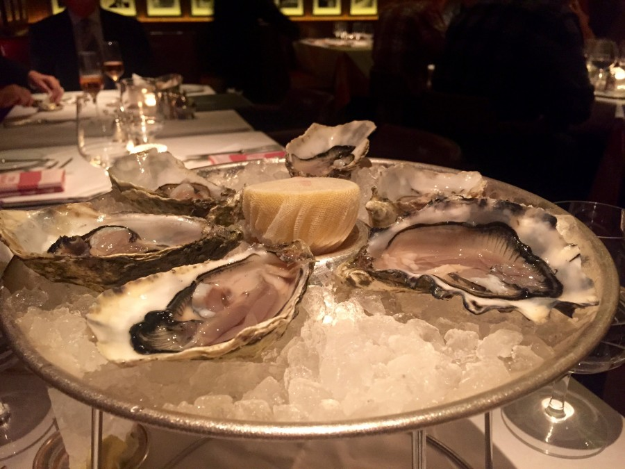 Oysters Colony Grill Room