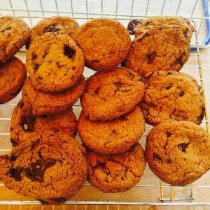 Fatties Cookies Druid Street Market