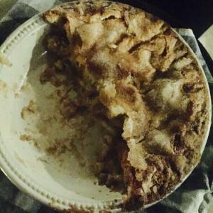 Apple pie Chicken Shop
