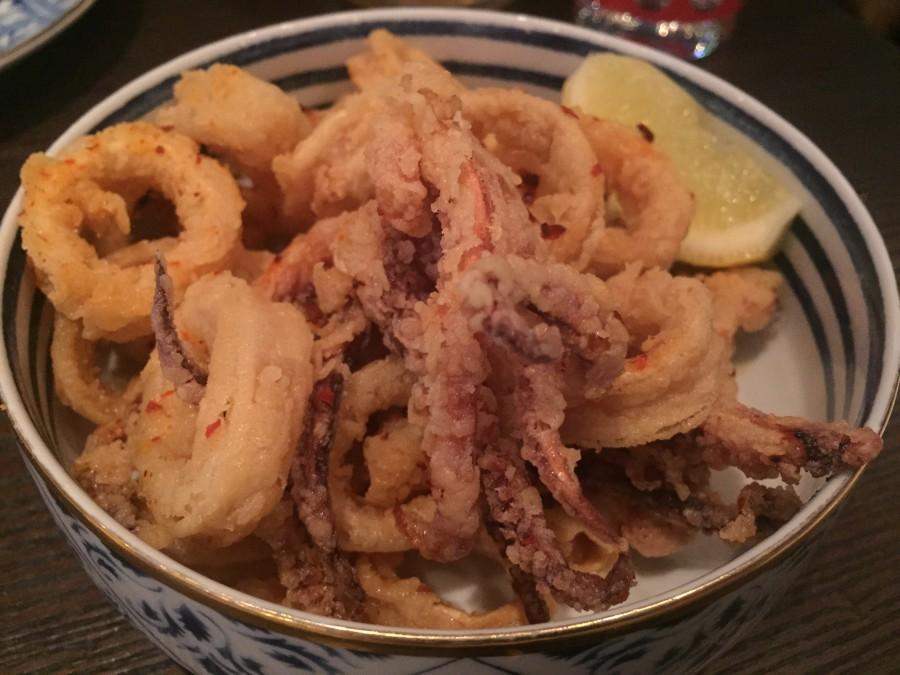 Babaji Calamari