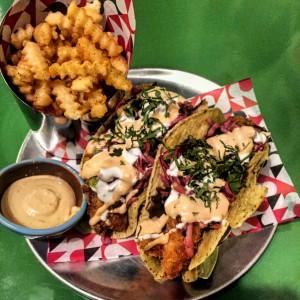 Fish Tacos DF/Mexico