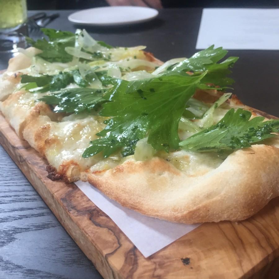 Bernardi's pizzetta