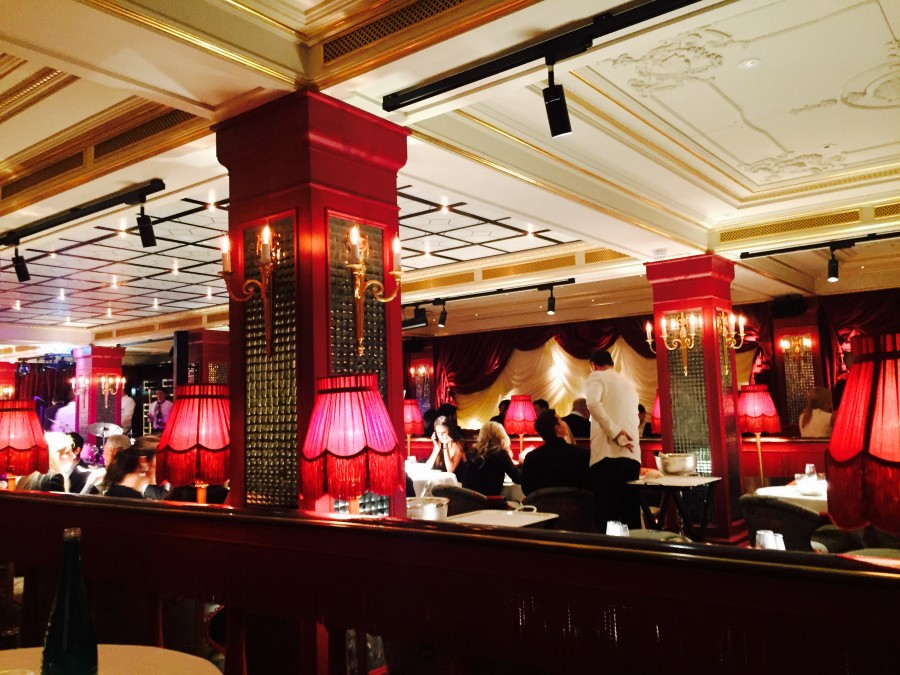 Park Chinois inside