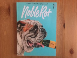 Noble Rot business card