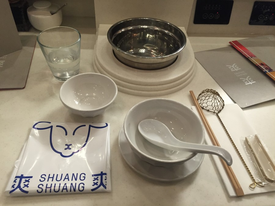 Shuang Shuang tools