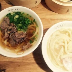 Udon at Ichiryu