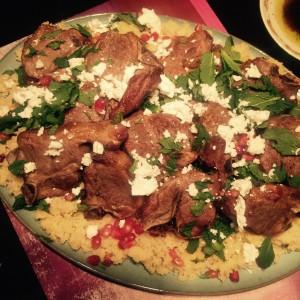 Lorraine Pascale lamb chop recipe