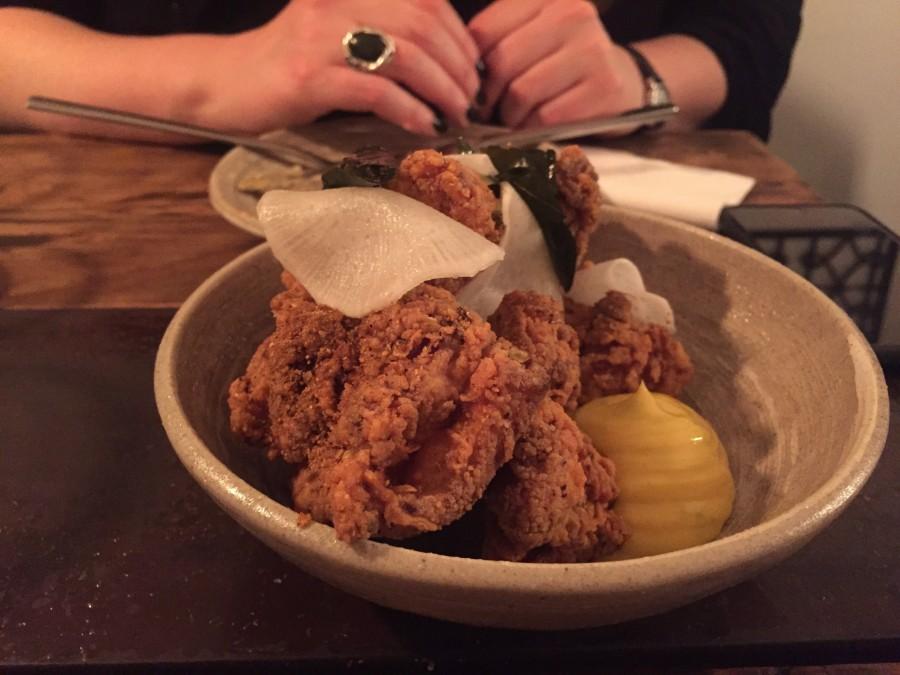 Kricket fried chicken
