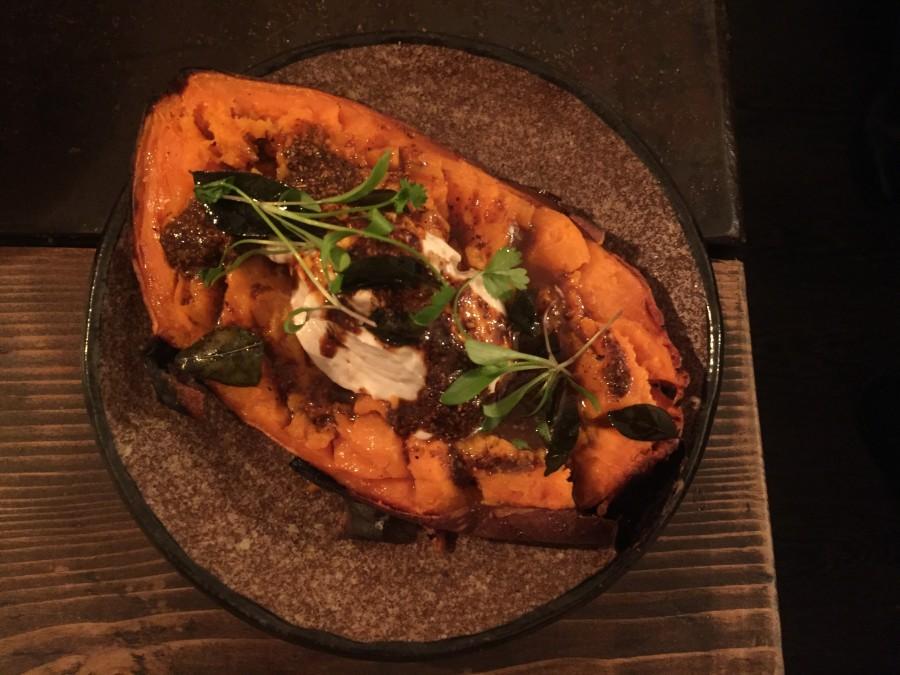 Kricket sweet potato