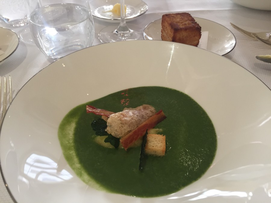 The Goring soup