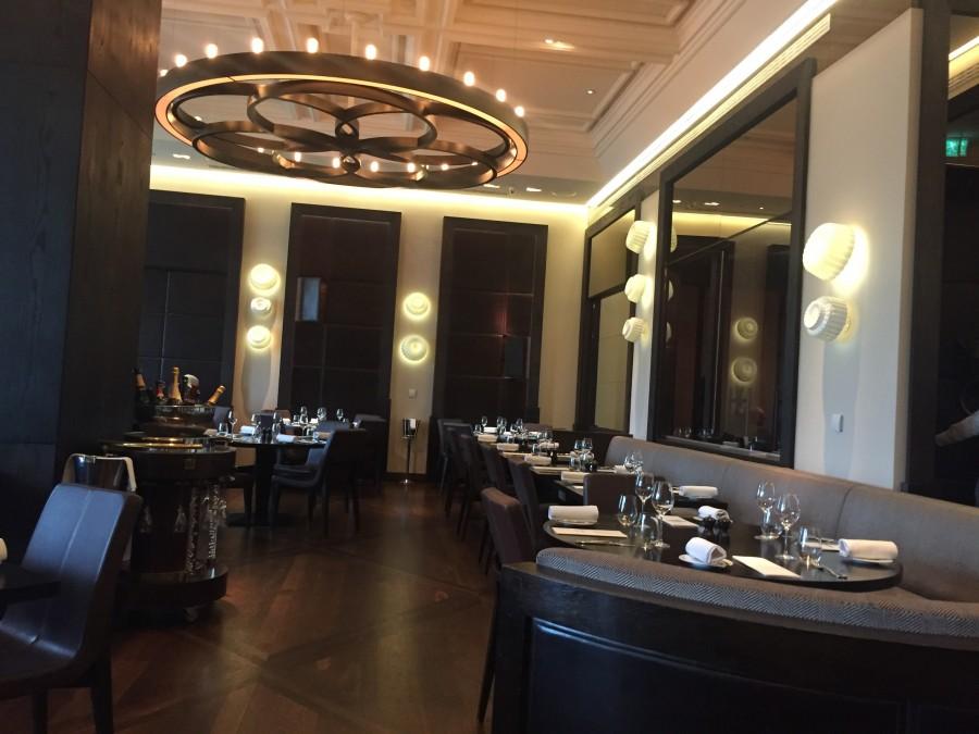 Dinner by Heston inside
