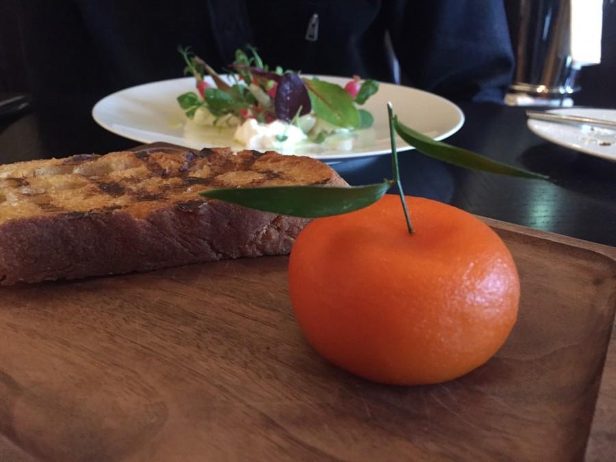 Dinner by Heston meat fruit