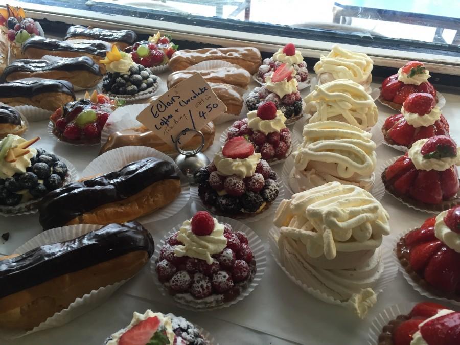 Maison Bertaux cakes