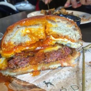 Sausage Sandwich at Bernardi's
