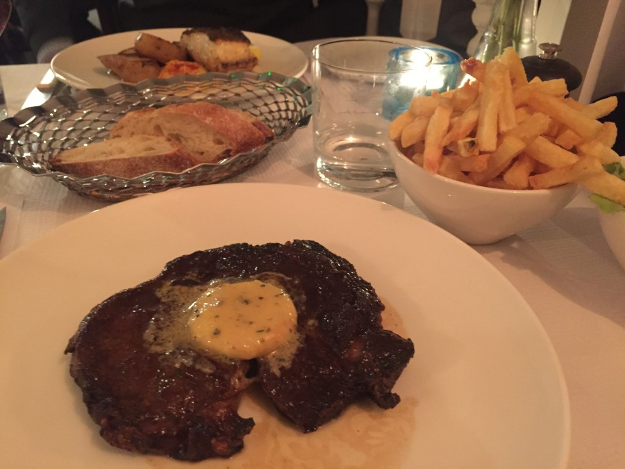 Six Portland Road steak