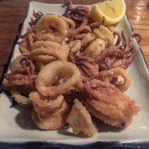 Tonkotsu squid