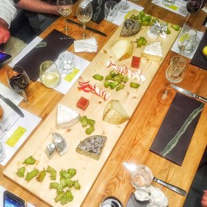 Buchanans cheese board