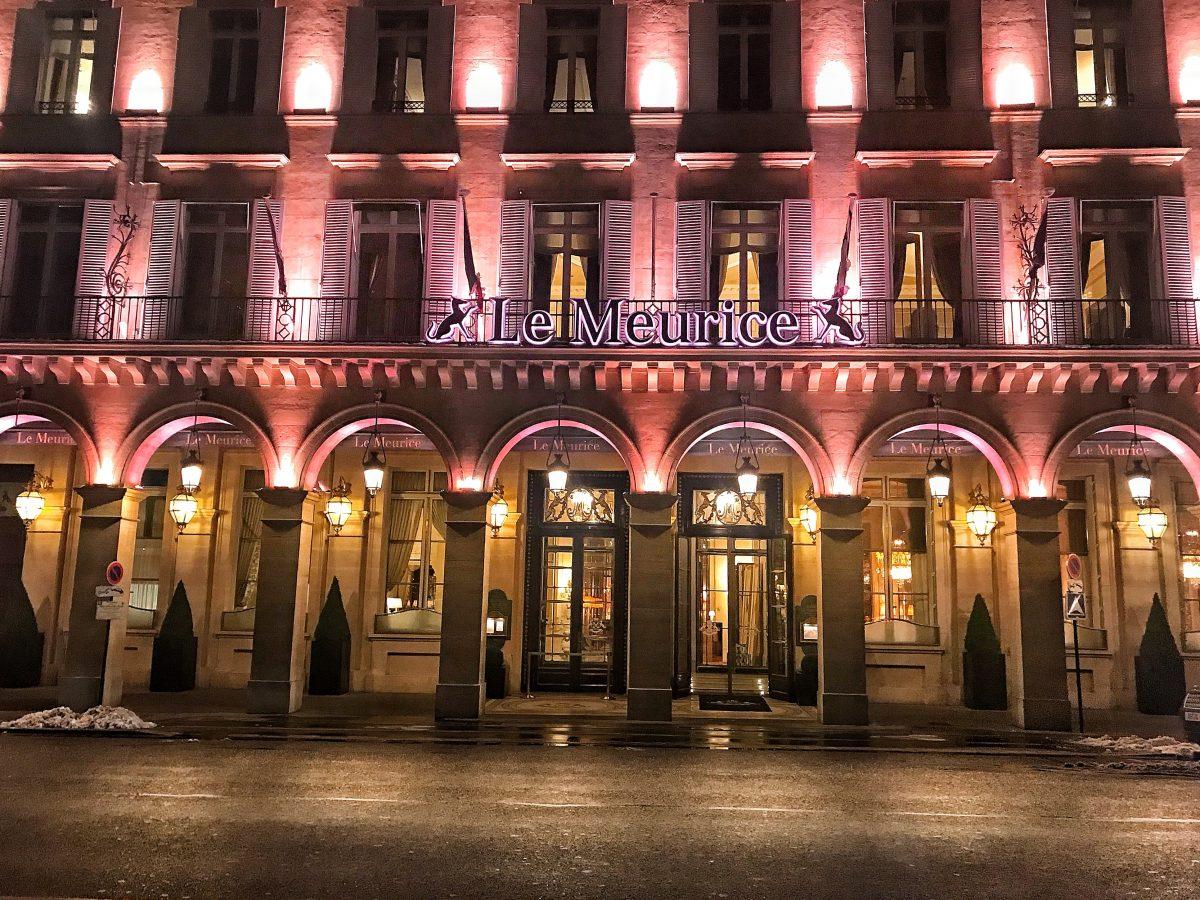 Le Meurice Alain Ducasse Paris Samphire And Salsify